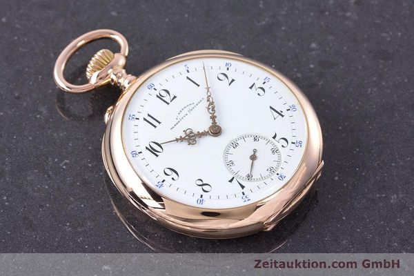 Used luxury watch Assmann Pocket Watch 14 ct red gold manual winding  | 153472 14