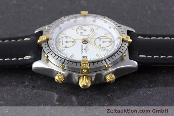 Used luxury watch Breitling Chronomat chronograph steel / gold automatic Kal. Valj.  7750 Ref. 81950  | 153520 05