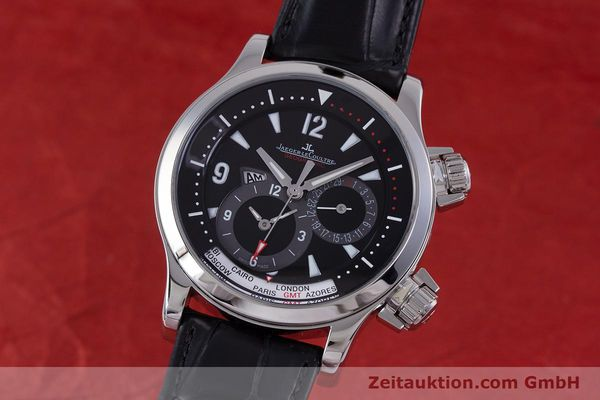 JAEGER LECOULTRE MASTER COMPRESSOR GEOGRAPHIC GMT AUTOMATIK 146.8.88 VP: 7450,-Euro [153528]