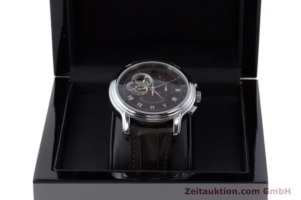 Used luxury watch Zenith El Primero chronograph steel automatic Kal. 4021 Ref. 0312604021  | 153531 07
