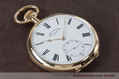 VACHERON & CONSTANTIN POCKET WATCH 18 CT GOLD MANUAL WINDING [153534]