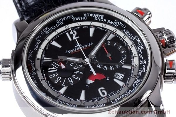 Used luxury watch Jaeger Le Coultre Master Compressor chronograph steel automatic Kal. 752 Ref. 150.8.22  | 153538 02