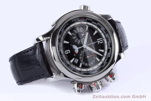 Used luxury watch Jaeger Le Coultre Master Compressor chronograph steel automatic Kal. 752 Ref. 150.8.22  | 153538 03