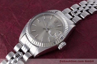 ROLEX LADY DATE STEEL / WHITE GOLD AUTOMATIC KAL. 2030 LP: 6000EUR [153540]