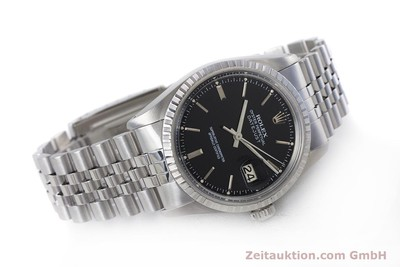 ROLEX DATEJUST STEEL AUTOMATIC KAL. 3035 LP: 5400EUR [153542]