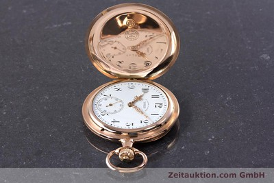A. LANGE & SÖHNE ALS POCKET WATCH 18 CT RED GOLD MANUAL WINDING KAL. 43 [153552]