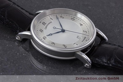 CHRONOSWISS KAIROS STEEL AUTOMATIC KAL. ETA 2892A2 LP: 3700EUR [153555]