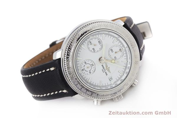 Used luxury watch Breitling Astromat chronograph steel automatic Kal. B20 ETA 7750 Ref. A20405  | 153564 03