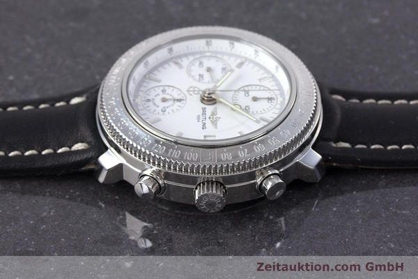 Used luxury watch Breitling Astromat chronograph steel automatic Kal. B20 ETA 7750 Ref. A20405  | 153564 05