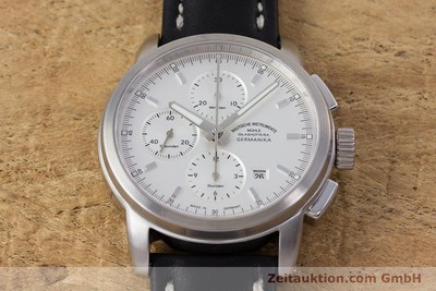 MÜHLE GERMANIKA CHRONOGRAPH STEEL AUTOMATIC KAL. MU9408 ETA 7750 LP: 2790EUR [153576]