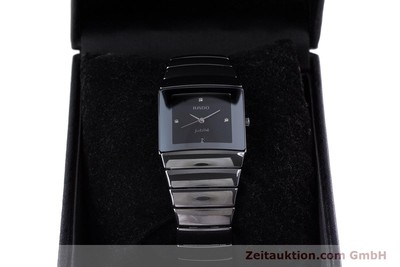 RADO JUBILE CERAMIC QUARTZ KAL. ETA 256.111 [153582]