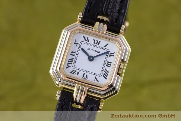 CARTIER ORO 18 CT QUARZO KAL. 66 [153583]