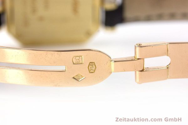 Used luxury watch Cartier * 18 ct gold quartz Kal. 66  | 153583 11