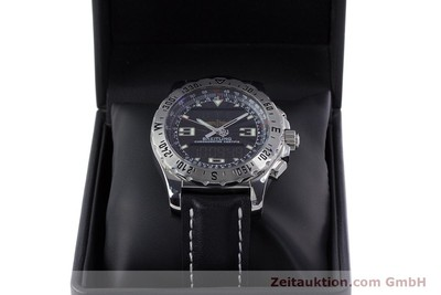 BREITLING AIRWOLF CHRONOGRAPH EDELSTAHL HERRENUHR CHRONOMETRE A78363 VP: 3860,-Euro [153586]