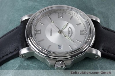 MÜHLE MERCURIUS STEEL AUTOMATIC KAL. SELLITA SW200-1 LP: 835EUR [153602]