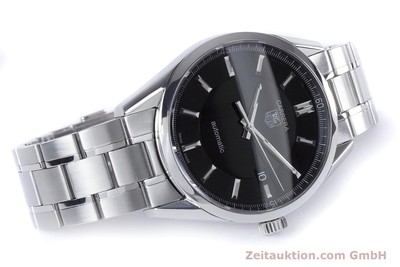 TAG HEUER CARRERA STEEL AUTOMATIC KAL. 5 ETA 2824-2 LP: 2150EUR [153621]