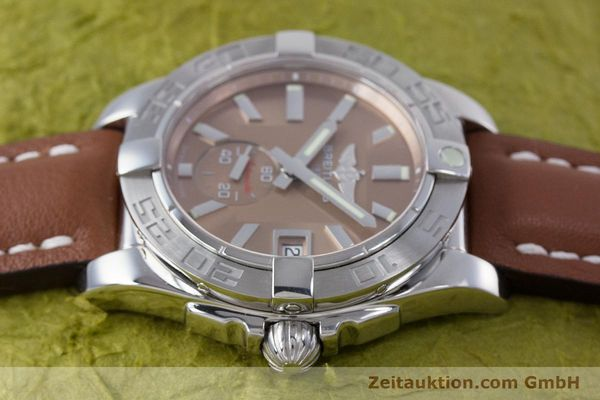 Used luxury watch Breitling Galactic steel automatic Kal. B37 ETA 2895-2 Ref. A37330  | 153639 05