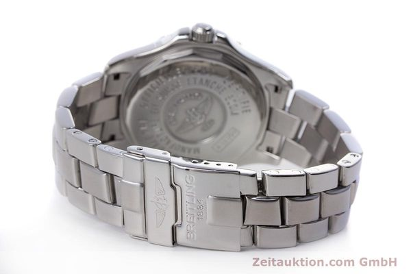 Used luxury watch Breitling Colt steel automatic Kal. B32 ETA 2893-2 Ref. A32350  | 153650 12
