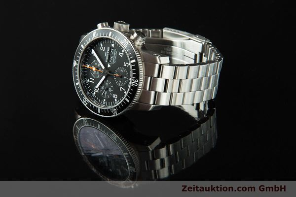 FORTIS B-42 CHRONOGRAPH STEEL AUTOMATIC LP: 3145EUR [153660]