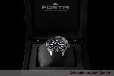 FORTIS B-42 STEEL AUTOMATIC LP: 1580EUR [153662]