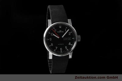 FORTIS SPACEMATIC ACIER AUTOMATIQUE LP: 1530EUR [153663]