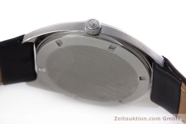 Used luxury watch Zenith * steel manual winding Kal. 2542 Ref. 955D632  | 153667 08