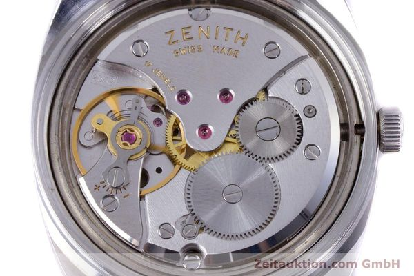Used luxury watch Zenith * steel manual winding Kal. 2542 Ref. 955D632  | 153667 10