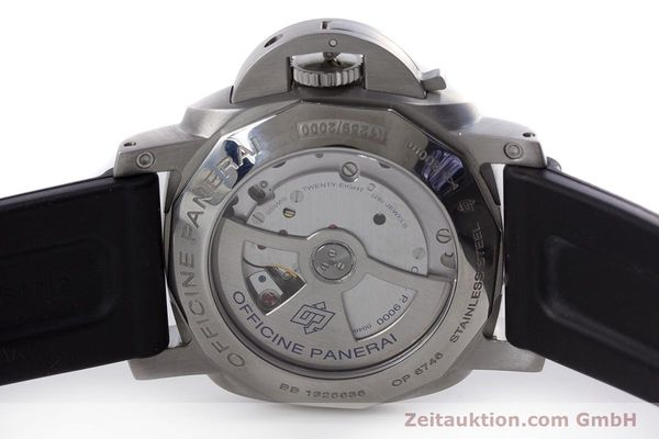 Used luxury watch Panerai Luminor Marina steel automatic Kal. P9000 Ref. PAM00312  | 153675 09