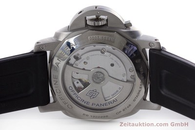 PANERAI LUMINOR MARINA 1950 3 DAYS PAM00312 AUTOMATIK STAHL HERRENUHR VP: 7000,- [153675]