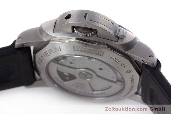 Used luxury watch Panerai Luminor Marina steel automatic Kal. P9000 Ref. PAM00312  | 153675 11