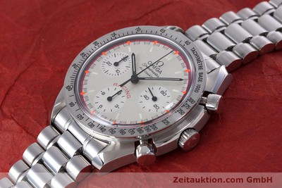 OMEGA SPEEDMASTER RACING CHRONOGRAPH STEEL AUTOMATIC KAL. 3220A LP: 3020EUR [153682]