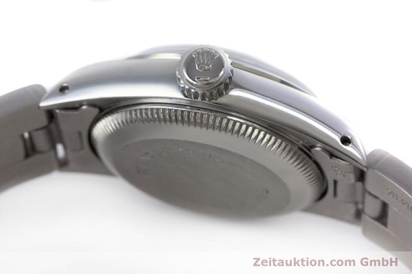 Used luxury watch Rolex Oyster Perpetual steel automatic Kal. 2130 Ref. 67180  | 153683 11