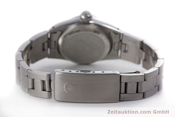 Used luxury watch Rolex Oyster Perpetual steel automatic Kal. 2130 Ref. 67180  | 153683 12