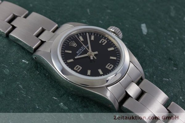 Used luxury watch Rolex Oyster Perpetual steel automatic Kal. 2130 Ref. 67180  | 153683 15