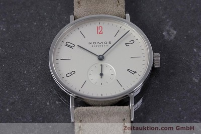NOMOS TANGENTE STEEL MANUAL WINDING KAL. ALPHA [153697]