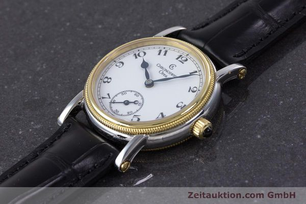 Used luxury watch Chronoswiss Orea steel / gold manual winding Kal. ETA 7001 Ref. CH7162  | 153706 01