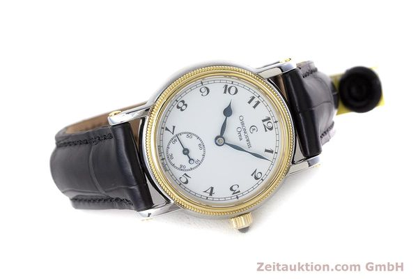 Used luxury watch Chronoswiss Orea steel / gold manual winding Kal. ETA 7001 Ref. CH7162  | 153706 03