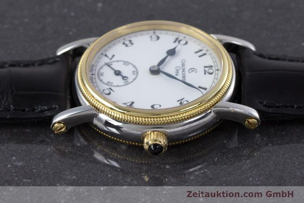 Used luxury watch Chronoswiss Orea steel / gold manual winding Kal. ETA 7001 Ref. CH7162  | 153706 05