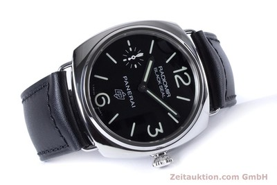 PANERAI BLACK SEAL STEEL MANUAL WINDING KAL. ETA 6497-2 LP: 3700EUR [153709]