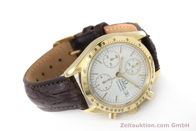 OMEGA SPEEDMASTER CHRONOGRAPHE OR 18 CT AUTOMATIQUE KAL. 1152 LP: 14200EUR [153712]