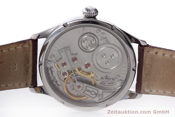 Used luxury watch IWC Portugieser steel manual winding Kal. 98290 Ref. 5442 LIMITED EDITION | 153713 09