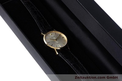 ROLEX CELLINI 18 CT GOLD MANUAL WINDING KAL. 1602 LP: 4300EUR [153714]