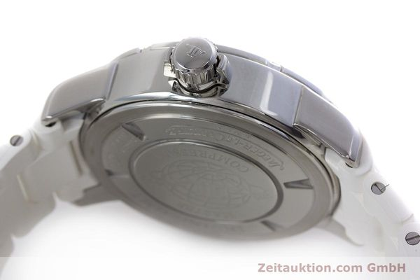 Used luxury watch Jaeger Le Coultre Master Compressor steel automatic Kal. 971D Ref. 156.8.61  | 153716 08