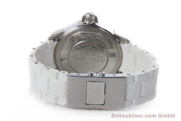 Used luxury watch Jaeger Le Coultre Master Compressor steel automatic Kal. 971D Ref. 156.8.61  | 153716 11