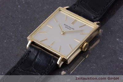PATEK PHILIPPE 18 CT GOLD MANUAL WINDING KAL. 23-300 LP: 15980EUR [153719]