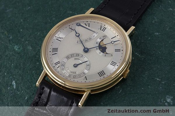 Used luxury watch Breguet Classique 18 ct gold automatic Ref. 3130  | 153720 01