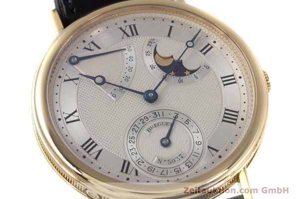 Used luxury watch Breguet Classique 18 ct gold automatic Ref. 3130  | 153720 02