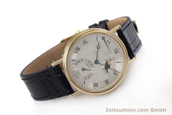 Used luxury watch Breguet Classique 18 ct gold automatic Ref. 3130  | 153720 03