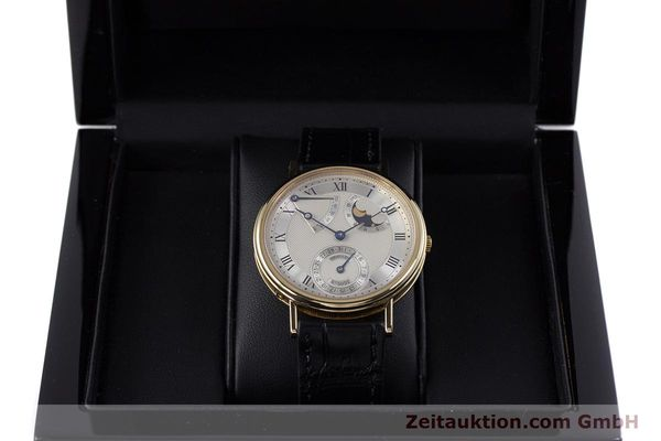Used luxury watch Breguet Classique 18 ct gold automatic Ref. 3130  | 153720 07