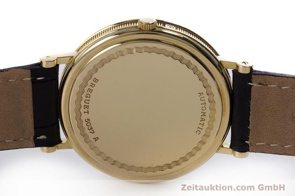 Used luxury watch Breguet Classique 18 ct gold automatic Ref. 3130  | 153720 08